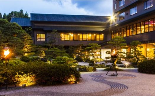 曲水の庭 ホテル玉泉 松江・玉造・島根半島
